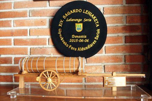 Sidrería de Astigarraga GARTZIATEGI de Sagardoaren Lurraldea