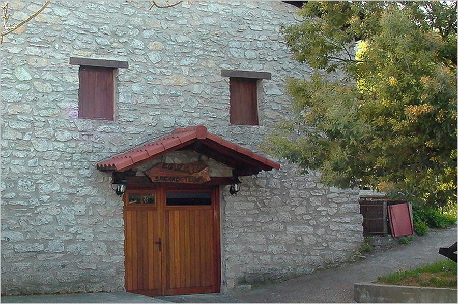 Sidrería de Tolosa EGUZKITZA de Sagardoaren Lurraldea