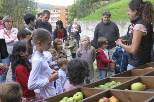 Actividades del Museo de la Sidra Vasca Sagardoetxea