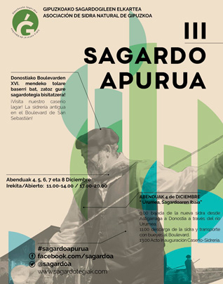 III  Sagardo  Apurua