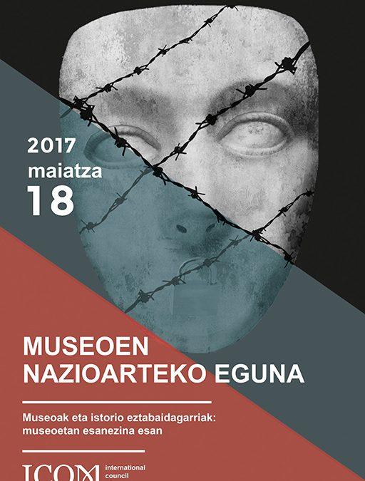 Día Internacional de los Museos 2017 en Sagardoetxea