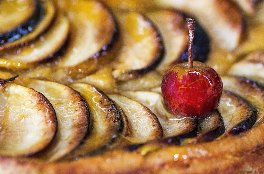 Concurso de postres de manzana