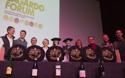 Un vino de manzana apfelwein alemana destaca en el Concurso de Sidra Internacional Sagardo Forum