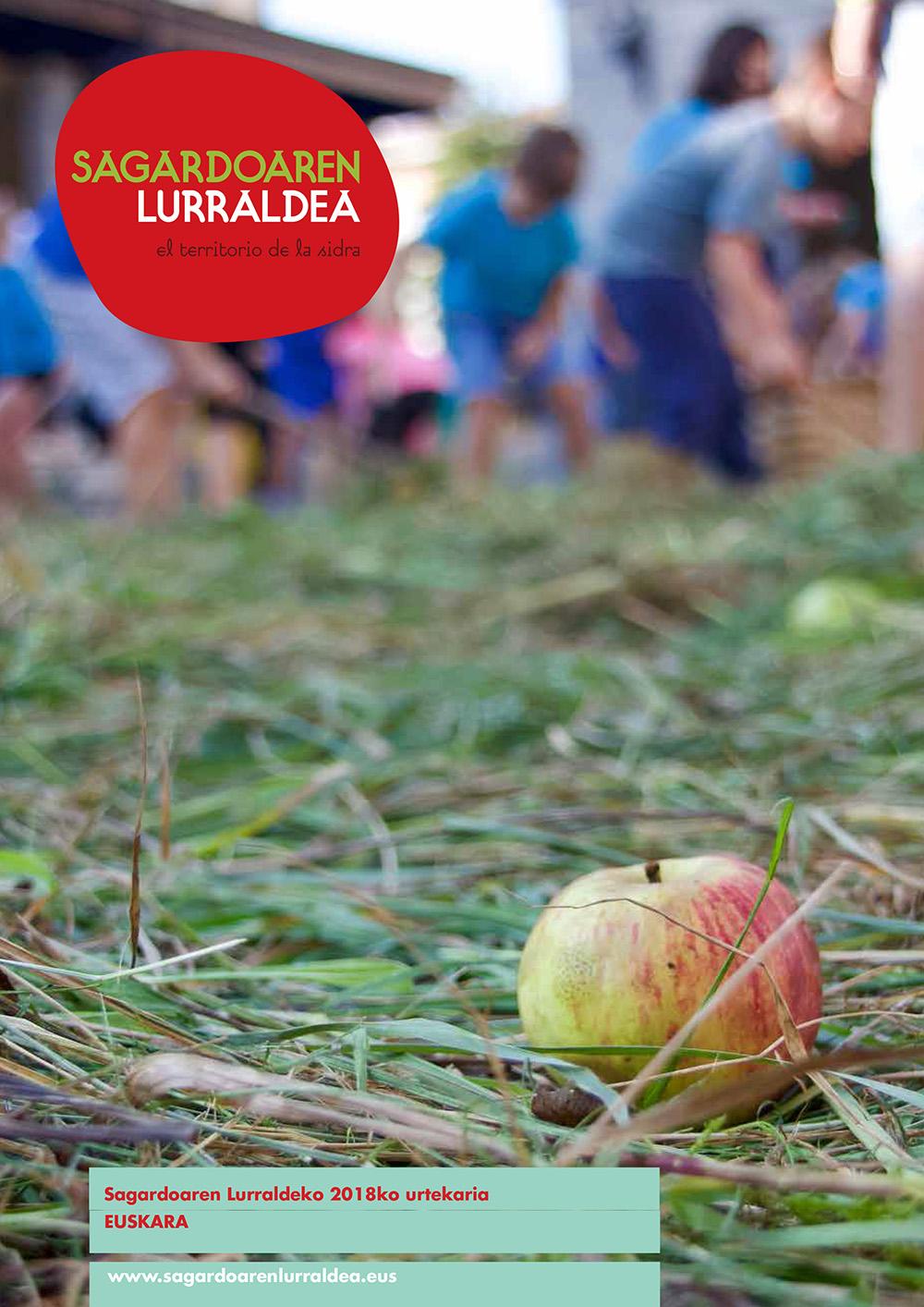 Anuario 2018 de Sagardoaren Lurraldea