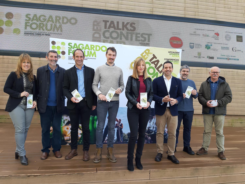 Expertos elaboradores de sidra de todo el mundo se darán cita en el III Sagardo Forum