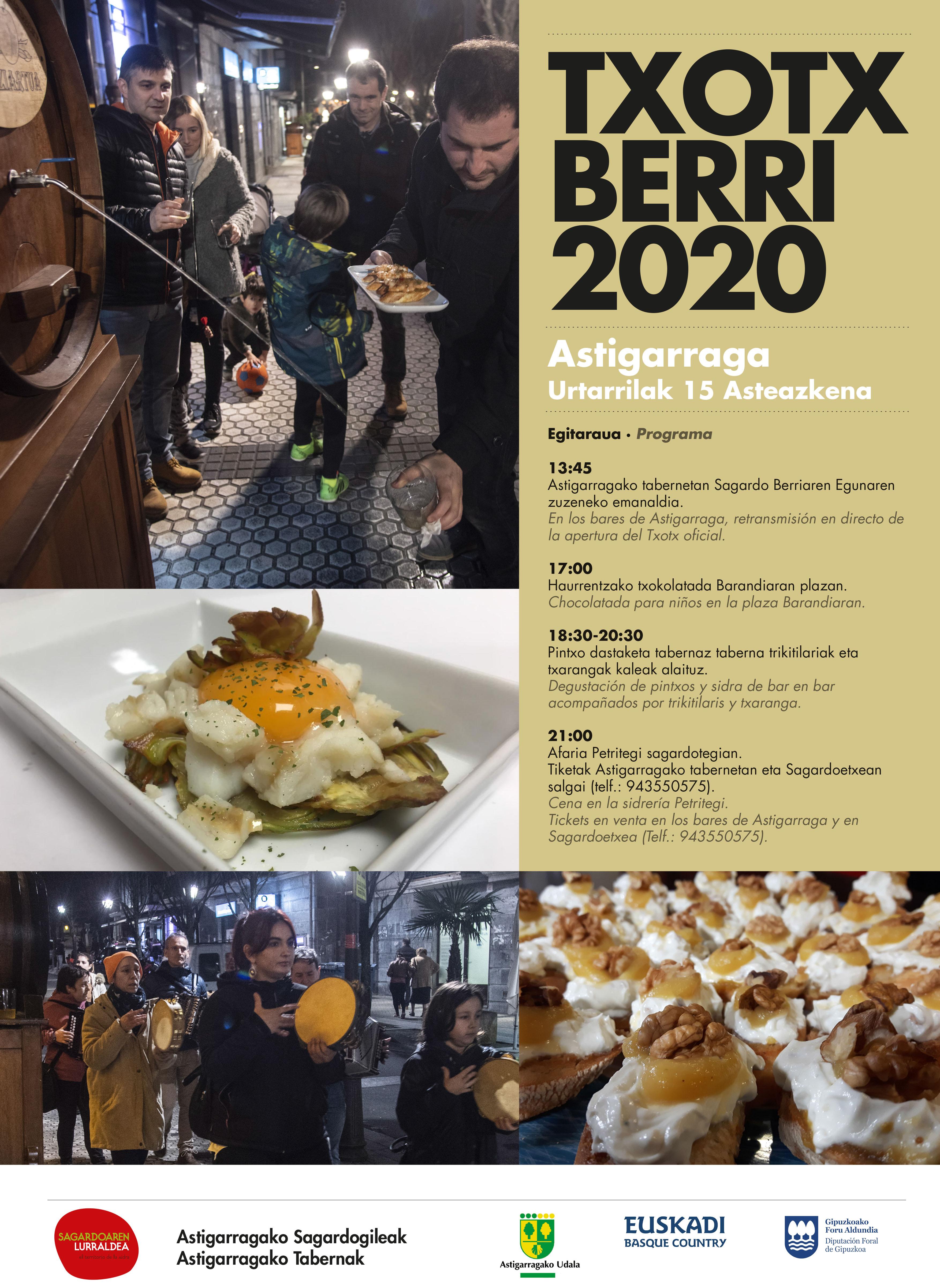 Txotx  Berri  Herrikoia  2020