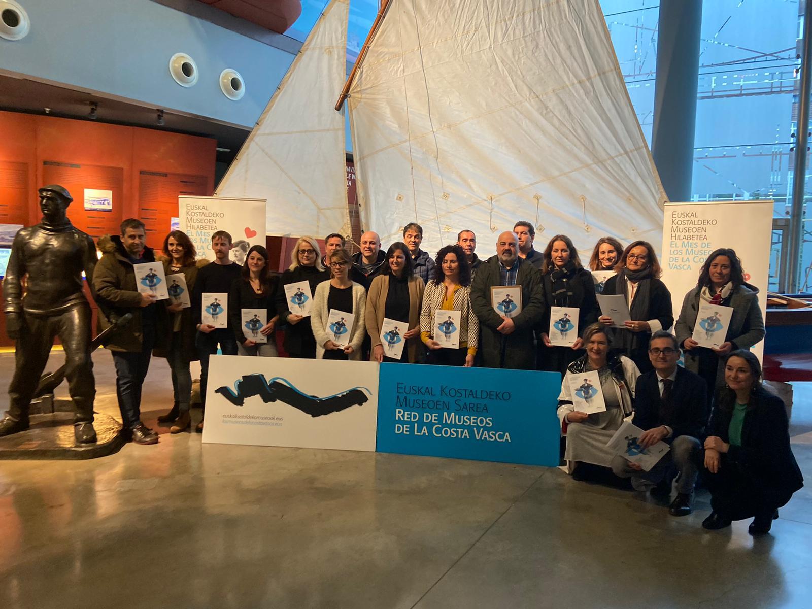 Euskal Kostaldeko Museoen hilabetea 2020