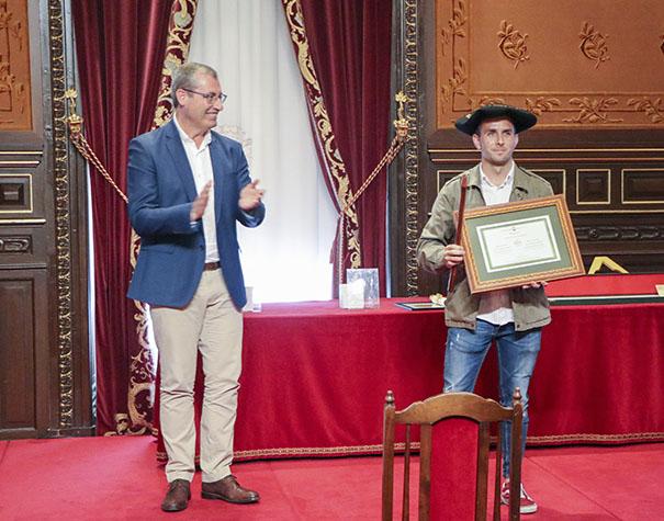 La sidrería Zapiain ha resultado vencedora en el XIX. Concurso de Sidra