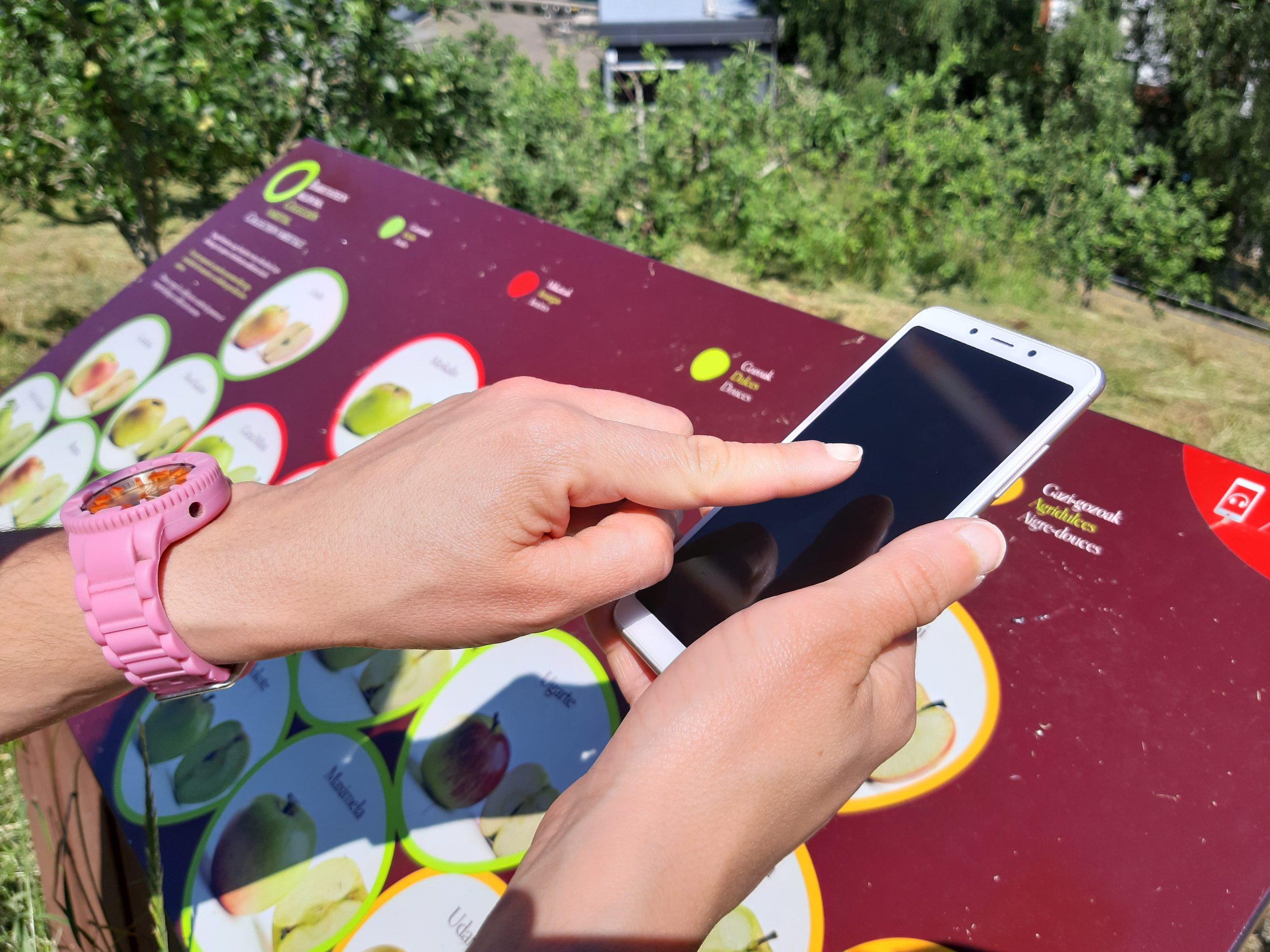 Día Internacional de los Museos 2021: «Descubre Sagardoetxea con tu móvil»